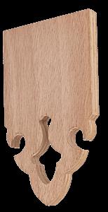 Echantillon de matière en bois contreplaqué exterieur brut 15mm – Modèle Saint-Lary – Frise 93mm