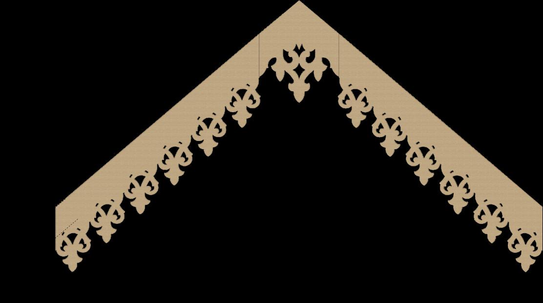 Modèle LB046 - Pente 40 degrés