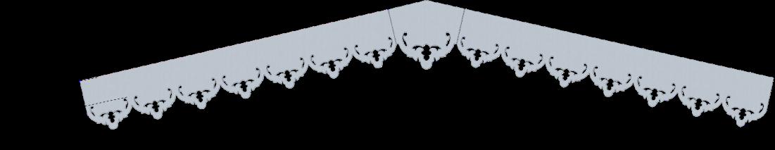 LB057  - Pente 13 degrés