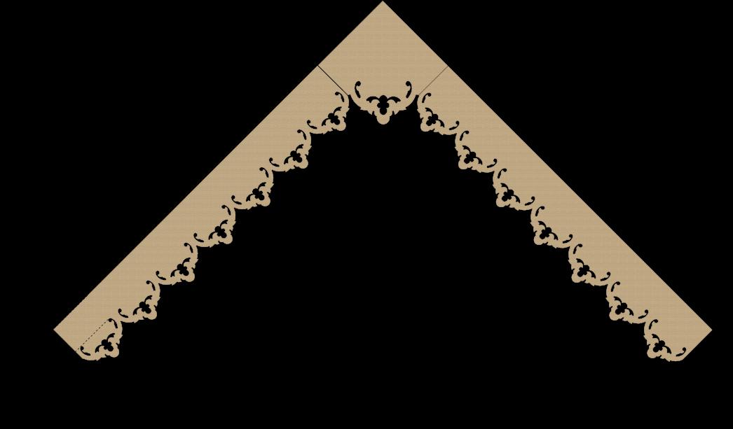 Modèle LB057 - Pente 45 degrés
