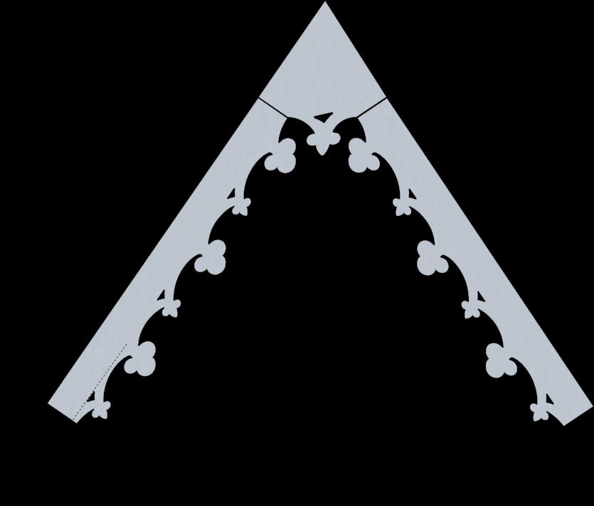 Modèle LB111 - Pente 55 degrés