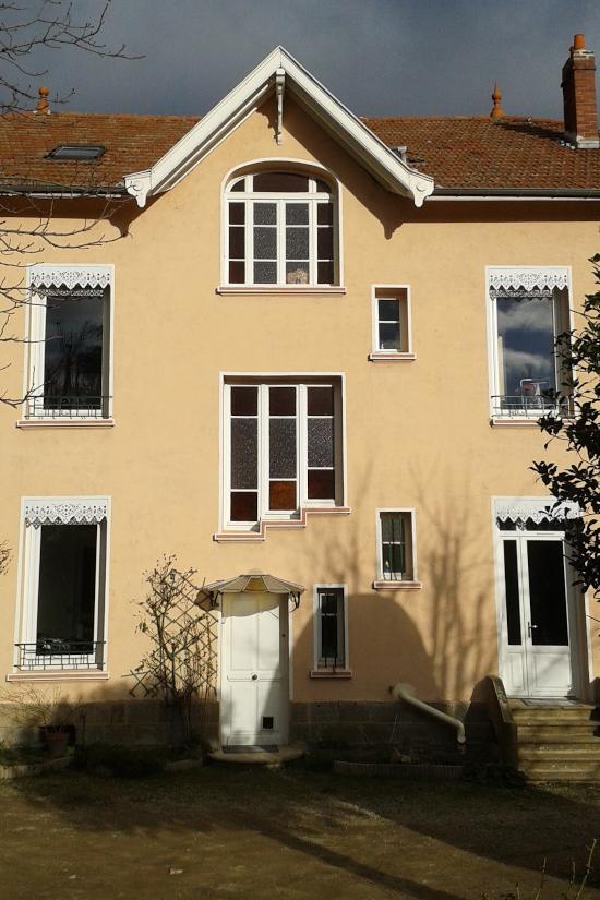 Ornement de fenêtre et décoration extérieure en Alu