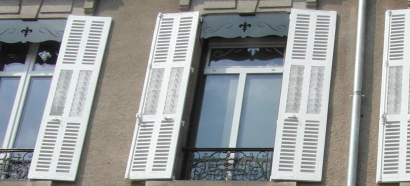 Lambrequins de fenêtre
